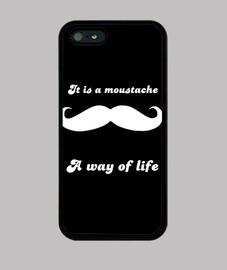 Funda Moustache