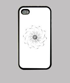 Funda móvil - Circulo estrella