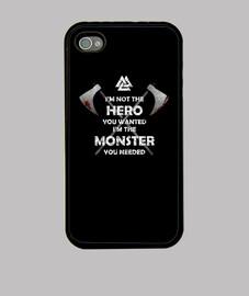 Funda móvil HERO MONSTER Y.ES_051A_2019_Hero Monster