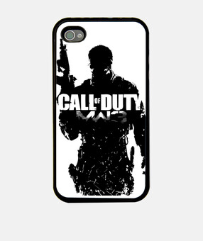 Funda MW3 Iphone 4