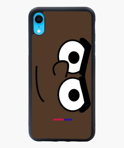 Funda iPhone XR Funda para  iPhone de personaje Choco de Bombon Cloud