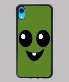 Funda para  iPhone de personaje Pate  de Bombon Cloud