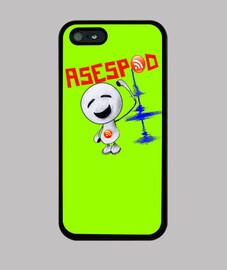 Funda para iPhone 5 ASESPOD