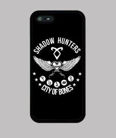 Funda para iPhone 5 de Cazadores de Sombras