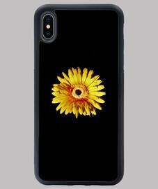 Funda para iPhone XS Max de un girasol