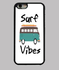 Funda para móvil SurfVibes
