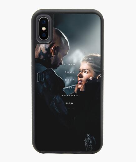 Funda iPhone X / XS Funda para todos los iPhone de Octavia y Lincoln
