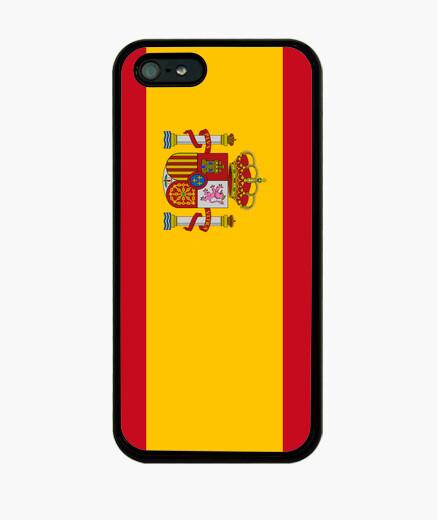Funda iPhone Funda para tu iPhone 5 con bandera española