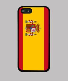 Funda para tu iPhone 5 con bandera española