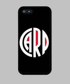 Funda River Plate iPhone 5 / 5s