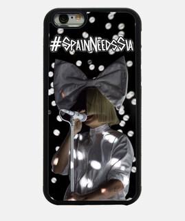 Funda Sia Iphone 6 | SpainNeedsSia