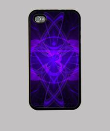 Funda símbolo 7º chackra violeta