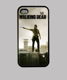 Funda The Walking Dead (4/4S)