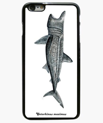 Funda iPhone 6 Plus / 6S Plus Funda Tiburón peregrino (Cetorhinus maximus)