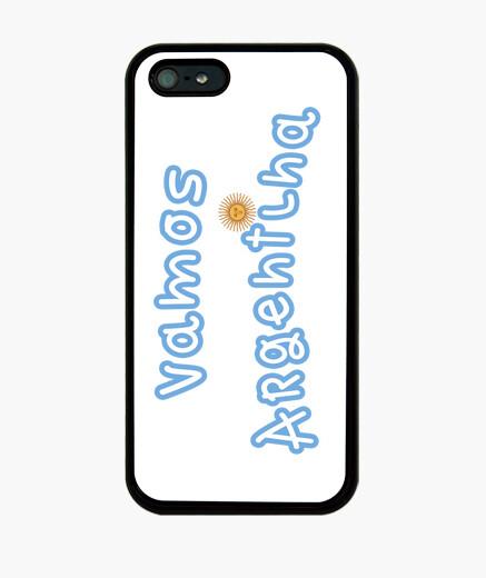 Funda iPhone Funda Vamos Argentina para Iphone 5 / 5s