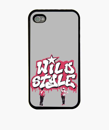Funda iPhone Funda Wild Stile Iphone 4