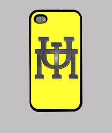 FundaiPhone 4 UM amarilla