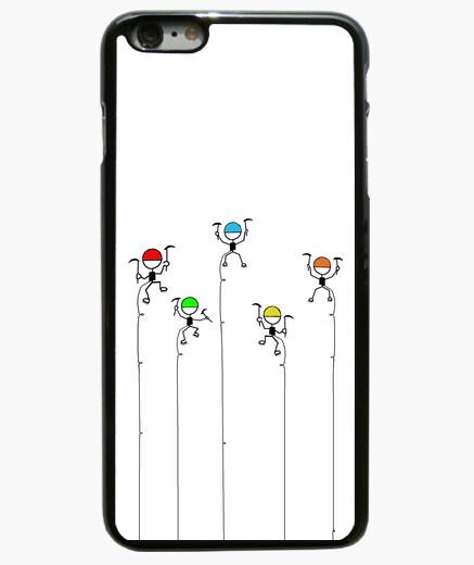 Funda iPhone 6 Plus / 6S Plus FundaM IceClimbers