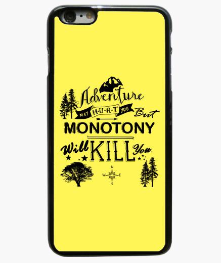 Funda iPhone 6 Plus / 6S Plus FundaM Monotony