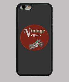 fundas para iphone 6 / 6s de motocicleta vintage 2