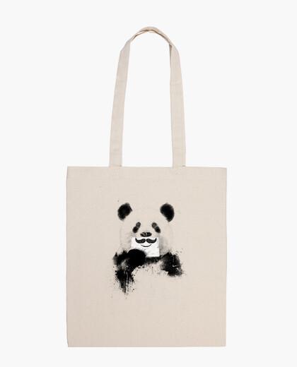 Tasche funny panda