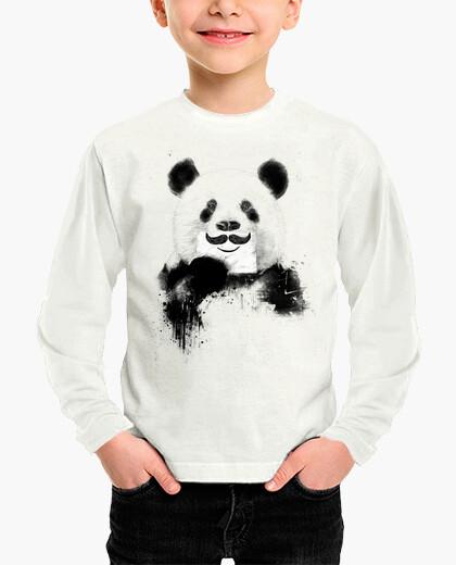Ropa infantil Funny panda