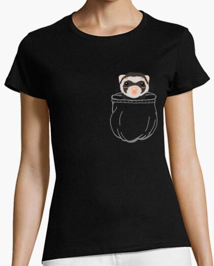 Tee-shirt furet