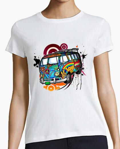 T-shirt furgone