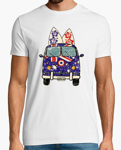 Camiseta Furgoneta Australia Vintage