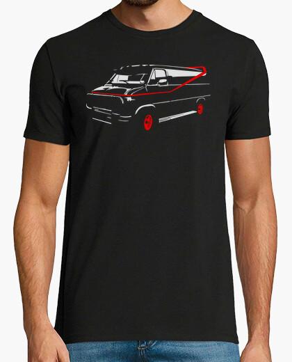 Camiseta Furgoneta El Equipo A