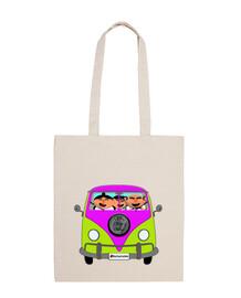 furgoneta hippie opa oma ozeliyo