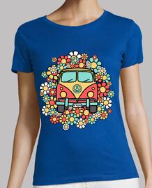 furgoneta hippie sein