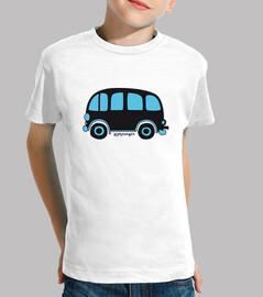 furgoneta hippie van
