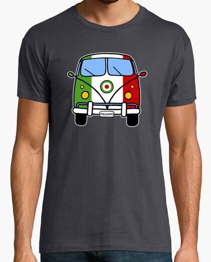 Camiseta Furgoneta Italiana