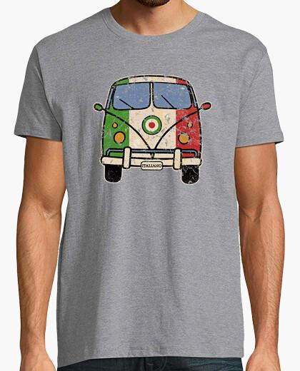 Camiseta Furgoneta Italiana Vintage