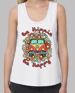 furgoneta sein hippie glücklich sein
