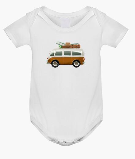 Ropa infantil Furgoneta Surf - body bebe