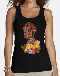 Furia Latina camiseta tirantes mujer
