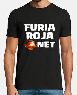furiaroja t-shirt with name