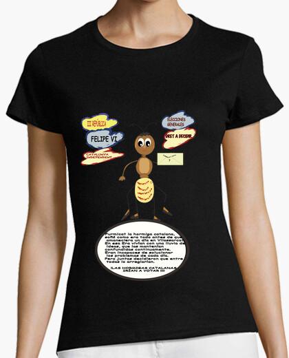 Camiseta Furmicat vota