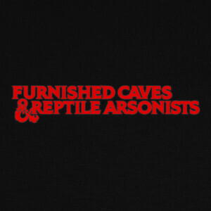 Camisetas Furnished Caves and Reptile Arsonists 5