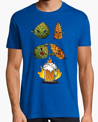 Camiseta Fusion Cerveza