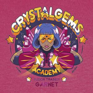 Camisetas Fusion trainer Garnet