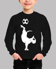 fútbol bull terrier