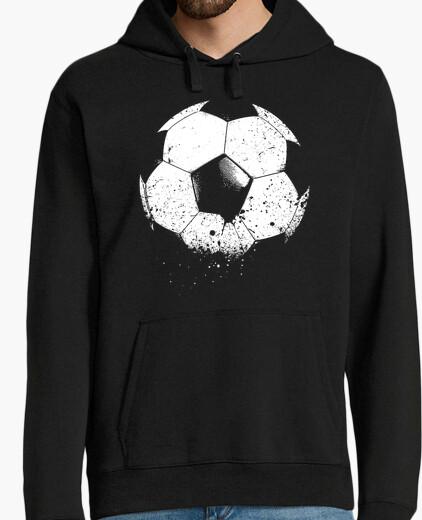 Jersey fútbol fútbol balón-deportes-erosionado