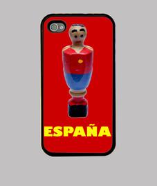 Futbolín España Amarillo