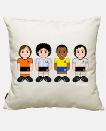 Futbolistas clásicos