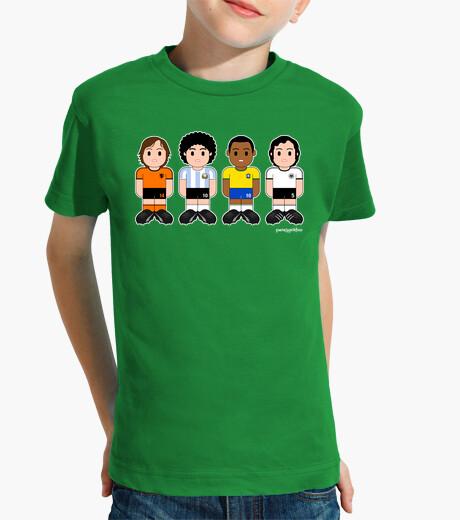 Ropa infantil Futbolistas clásicos