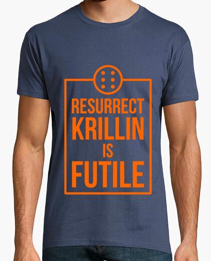 Camiseta Futile resurrection