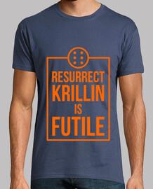 Futile resurrection